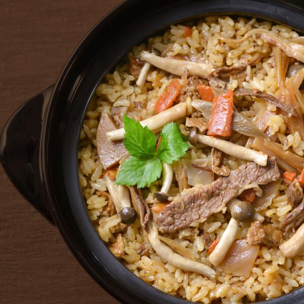 米沢牛炊き込みご飯の素